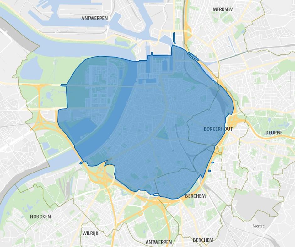 LEZ Antwerp